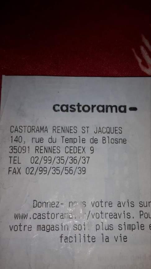 Castorama - Saint-Jacques-de-la-Lande - Contactez le directeur !