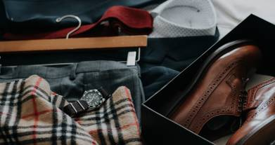 Dress to impress with these top 10 men's fashion trends