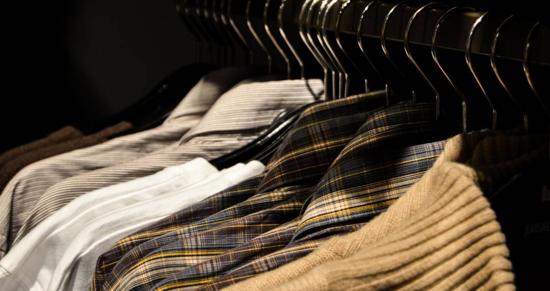 how to care for men's apparel