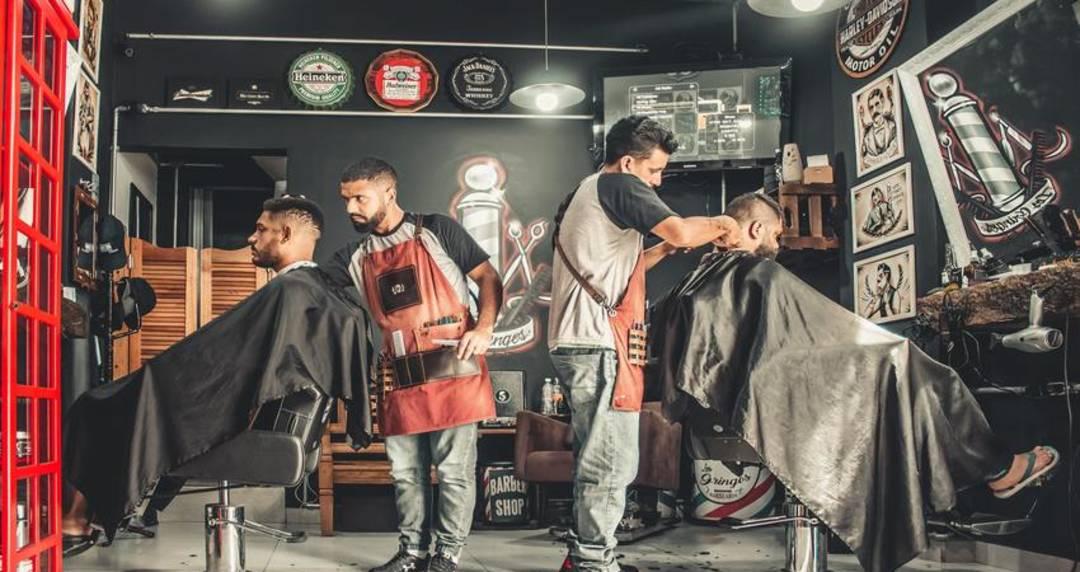 men professional hair grooming