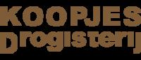 Koopjesdrogisterij.nl's logo