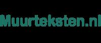 Muurteksten.nl's logo