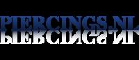 Piercings.nl's logo