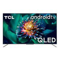 "TCL 50C715 tv 127 cm (50"") 4K Ultra HD Smart TV Wifi Titanium"