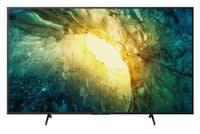 "Sony KD43X7055BAEP tv 109,2 cm (43"") 4K Ultra HD Smart TV Wi-Fi Zwart"