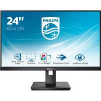 Philips S Line 242S1AE/00 LED display 60,5 cm (23.8 ) 1920 x 1080 Pixels Full HD Zwart