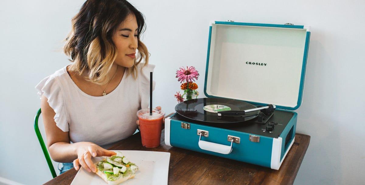 Amplify Your Style | Crosley Radio