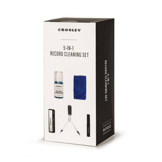 5 IN 1 RECORD CLEANING SET