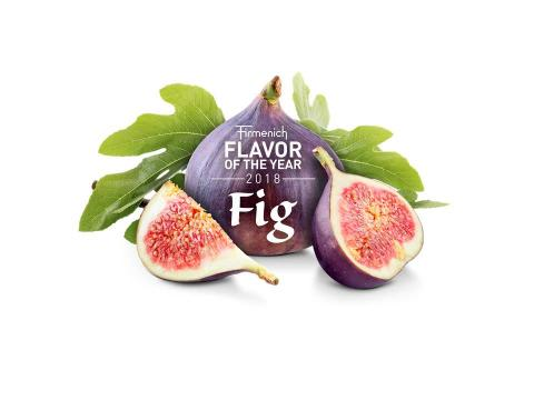 """FIRMENICH NAMES FIG THE 2018 """"FLAVOR OF THE YEAR"""""""