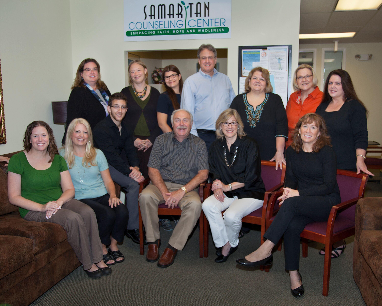 Group staff photo