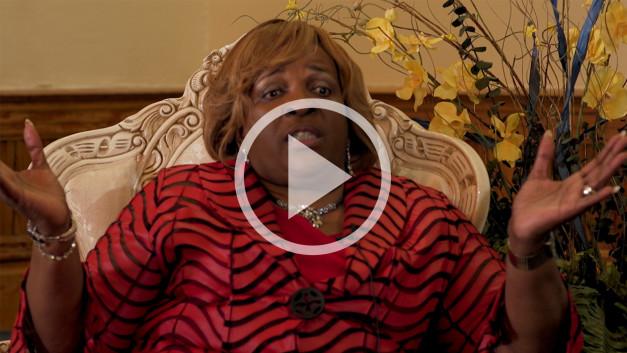 Watch Pastor Matthews