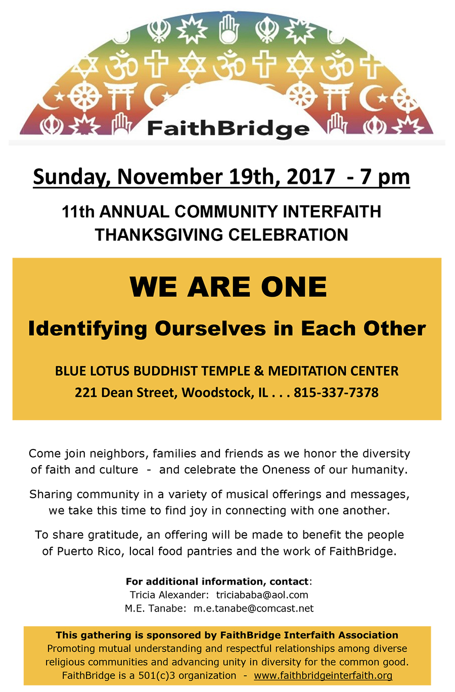 2017 faithbridge tg flyer sefeky