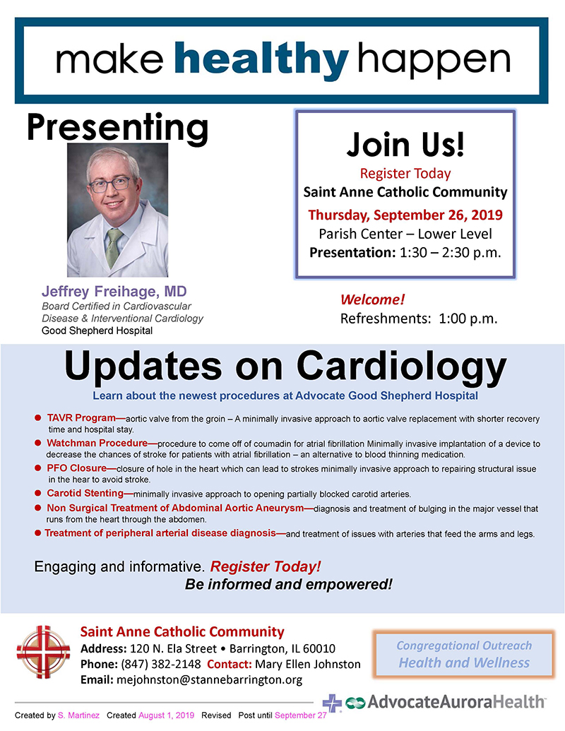Sept 26 updates in cardiology gsh ycl8bl