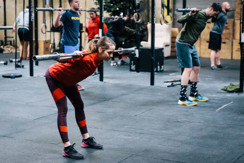 Crossfit Committed gym