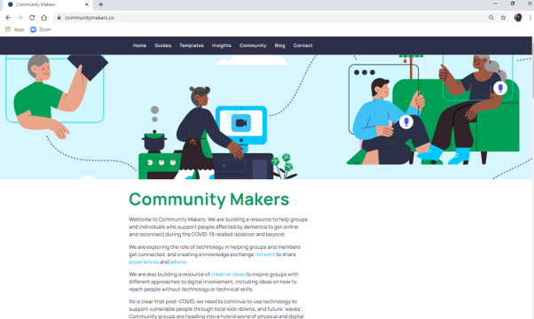 Community Makers online toolkit