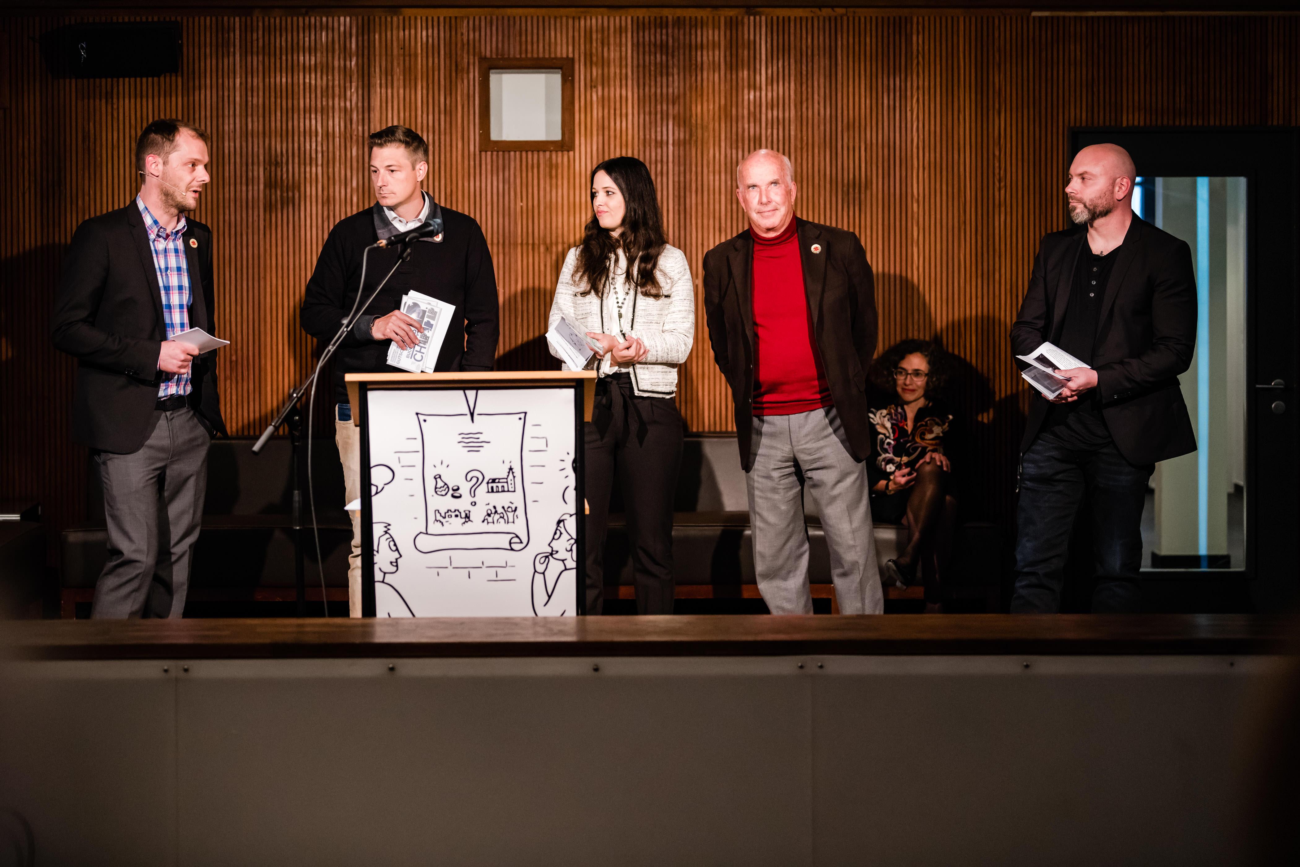 Andreas Teuscher & Jury
