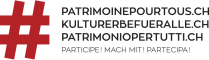 Kulturerbe für alle/Patrimoine pour tous/Patrimonio per tutti