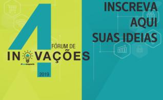 Image thumbnail for challenge entitled Fórum de Inovações 2019