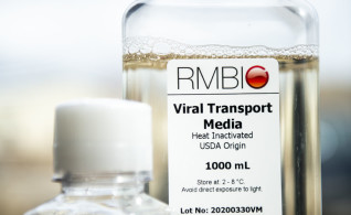 Image thumbnail for challenge entitled Transport media that inactivates the virus
