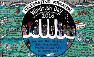 Image thumbnail for challenge entitled Windrush 70 year Anniversary Celebrations