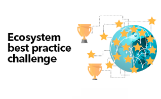 Image thumbnail for challenge entitled Ecosystem Best Practice Challenge- Closed