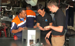 Image thumbnail for challenge entitled Sustainable Fuel Consulting - Timor-Leste