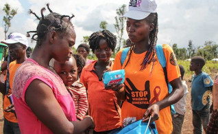 Image thumbnail for challenge entitled Female Sanitation and Hygiene - Malawi