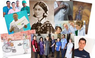 Image thumbnail for challenge entitled Current Nurses and Midwives (SPRINT ONE)