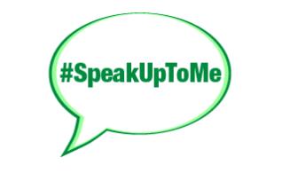 Image thumbnail for challenge entitled Speak Up Month