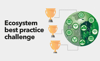 Image thumbnail for challenge entitled Ecosystem best practice challenge