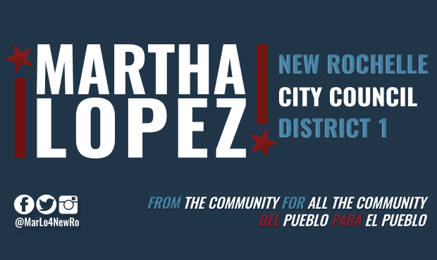 Martha Lopez For New Rochelle City Council District 1 Crowdpac