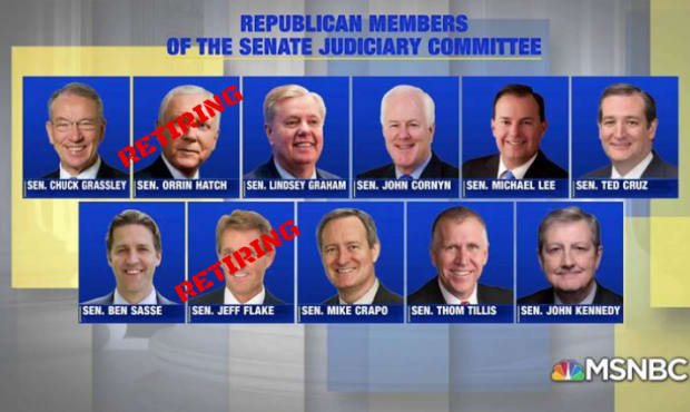 Lets Get Rid Of The 11 Well 9 Angry Men Judiciary Committee