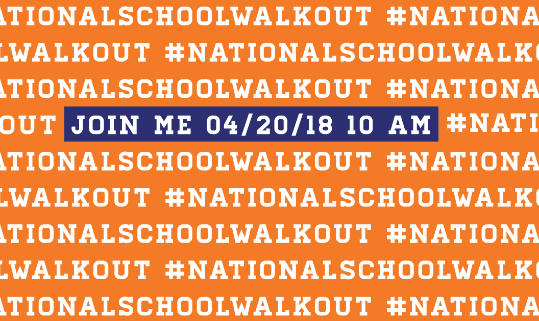 Fund the National School Walkout to end gun violence
