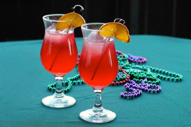 Mardi Gras Cocktails for Carnival