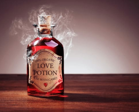 5 Flavors of Love (Potions)