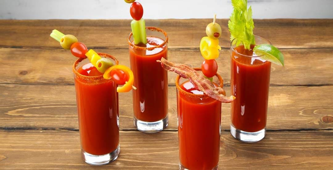 Five ways to start your day…. once the bar opens!