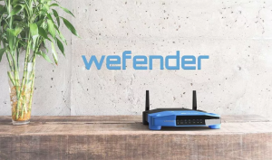 Tecteco Wefender Router
