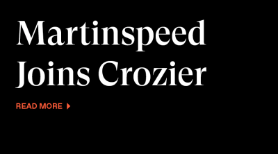Martinspeed Joins Crozier