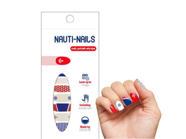 Cruise Nail Strips
