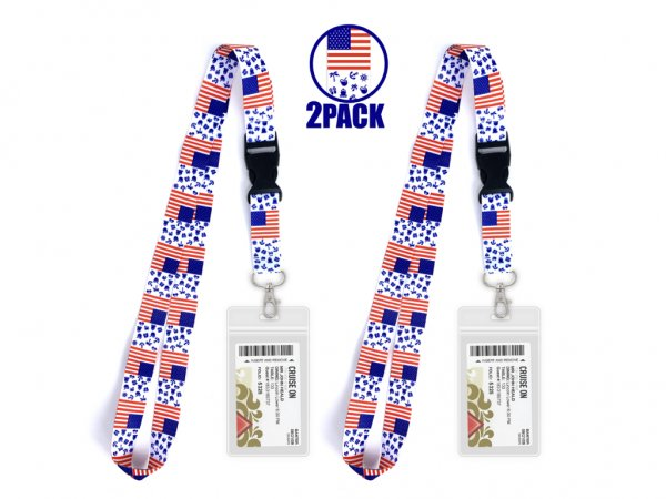 Cruise Lanyards - Country Pride