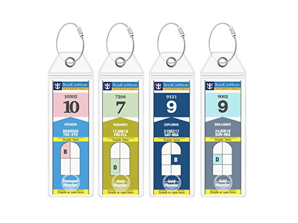 Luggage Tags - Royal Caribbean
