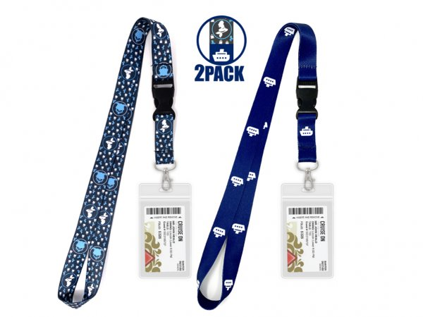 Cruise Lanyards - Mermaid