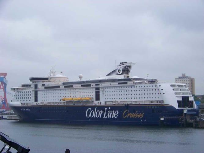 MS Color Magic Kreuzfahrten, Schiffsbewertungen und Deckplan