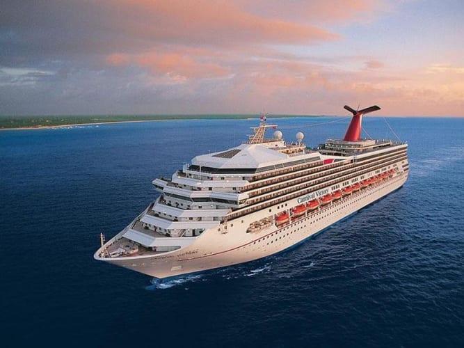 Carnival Victory Kreuzfahrten, Schiffsbewertungen und Deckplan on