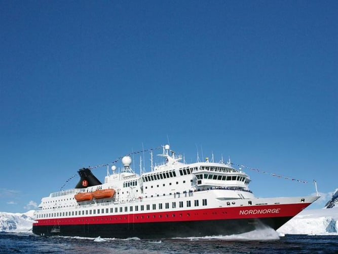 Nordnorge Kreuzfahrten, Schiffsbewertungen und Deckplan