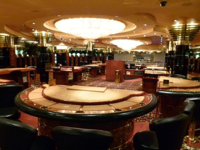 Casino Kreuzfahrt