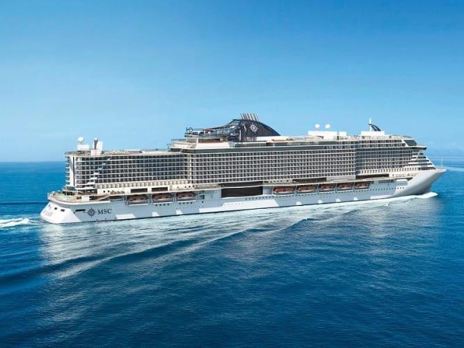 MSC Seaside Kreuzfahrten, Schiffsbewertungen und Deckplan