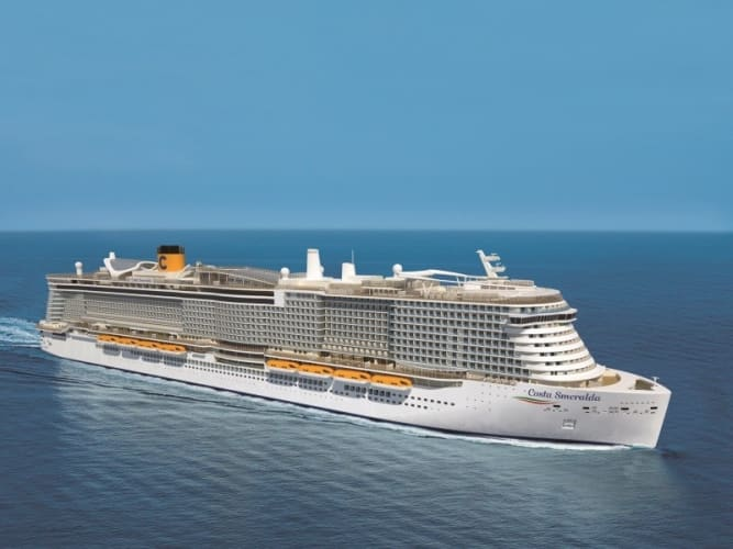 15 größten schiffe