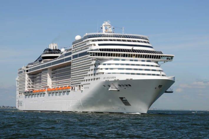 Msc splendida kreuzfahrten deckplan und schiffsbewertungen for Deckplan msc splendida