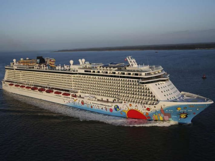 Norwegian Cruise Line Kreuzfahrten - Schiffsreisen buchen